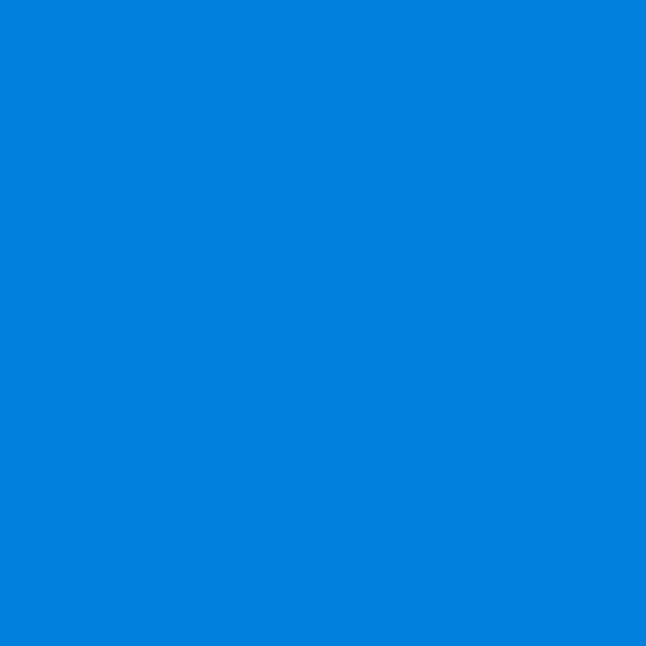 Lee Gels Sheet #141 Bright Blue