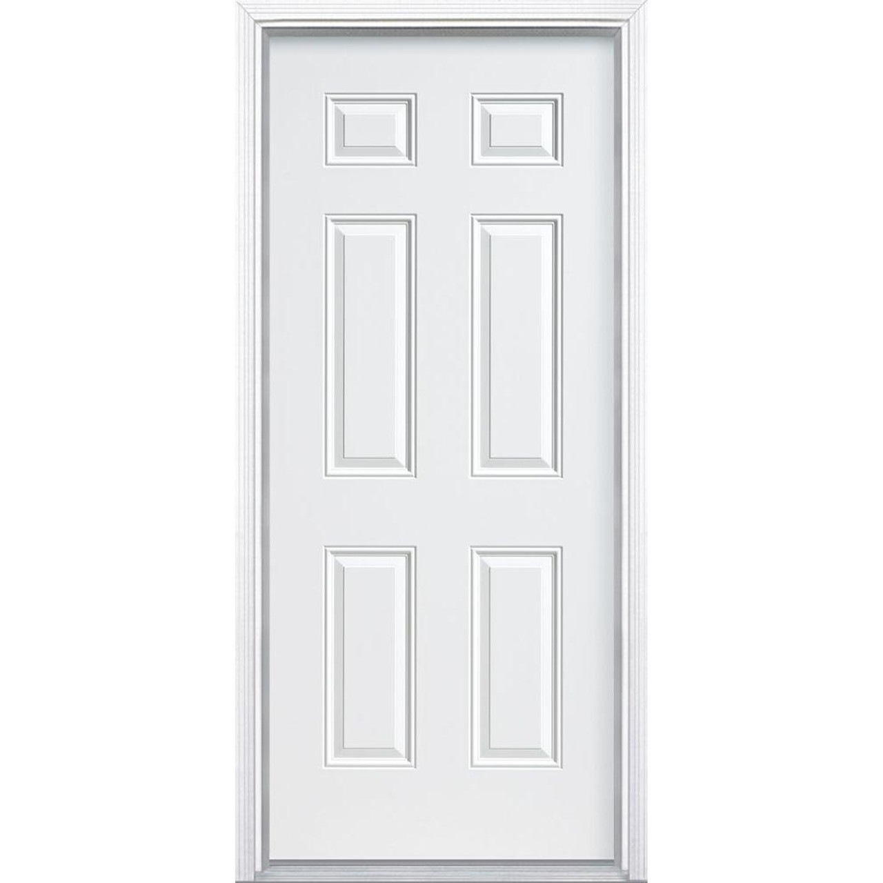 Door on Flats, House Door on 4' x 8' Flat, 4X8 Door Flats
