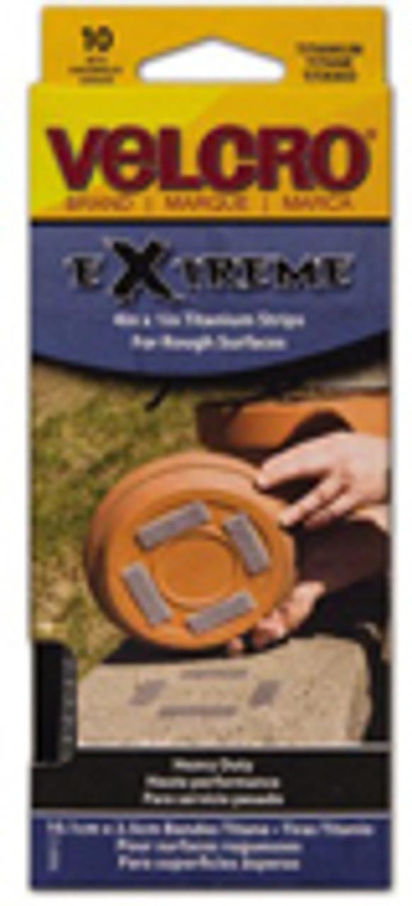 "Velcro-Extreme 4"" X 1"" - 10 Sets"