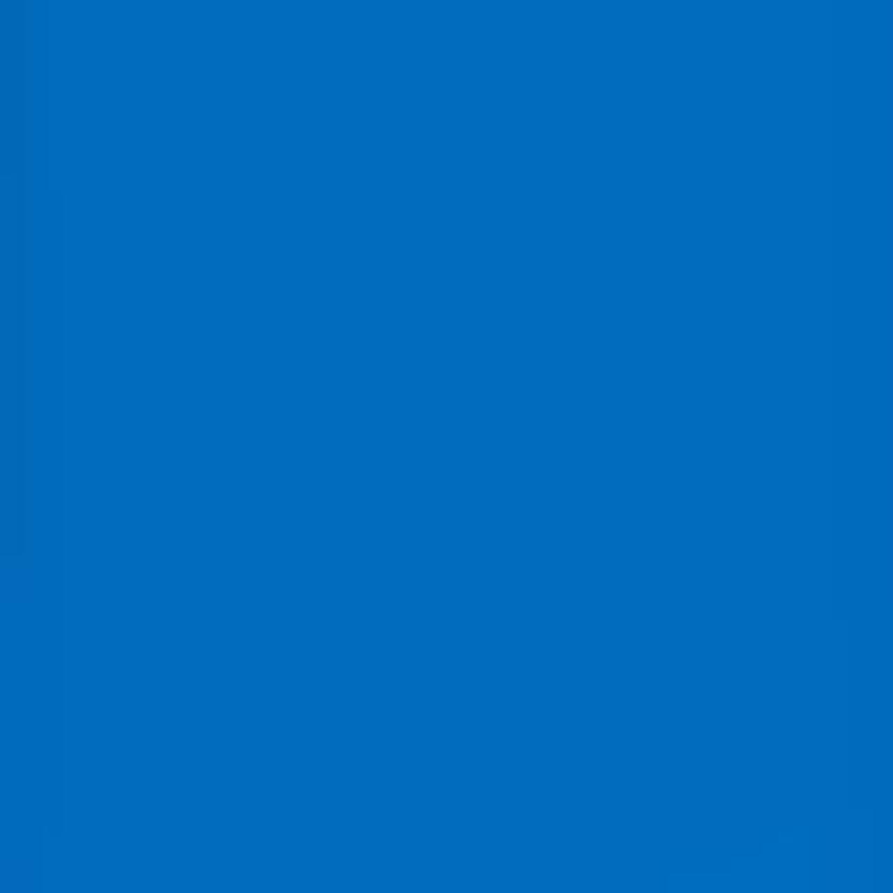 Lee Gels Sheet #085 Deeper Blue