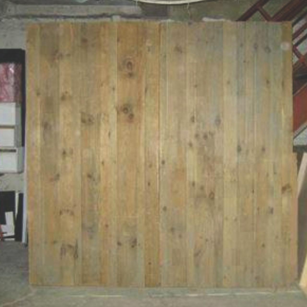 4' x 8' Barn wood, Flats