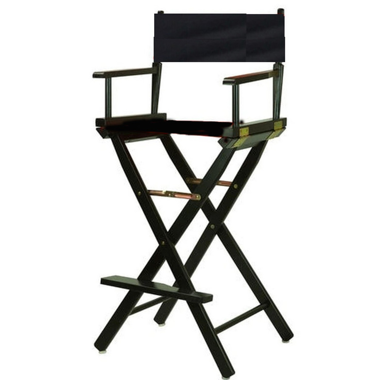 "30"" Directors Chairs, Black"