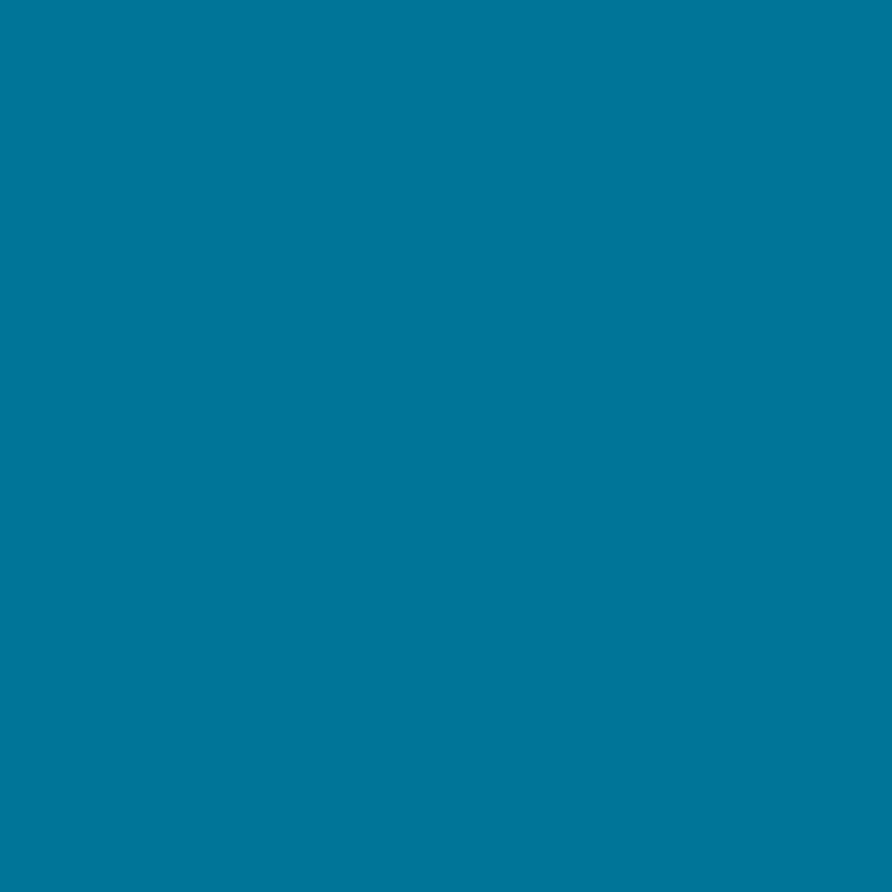 "#0376 Rosco Gels Roscolux Bermuda Blue, 20x24"""