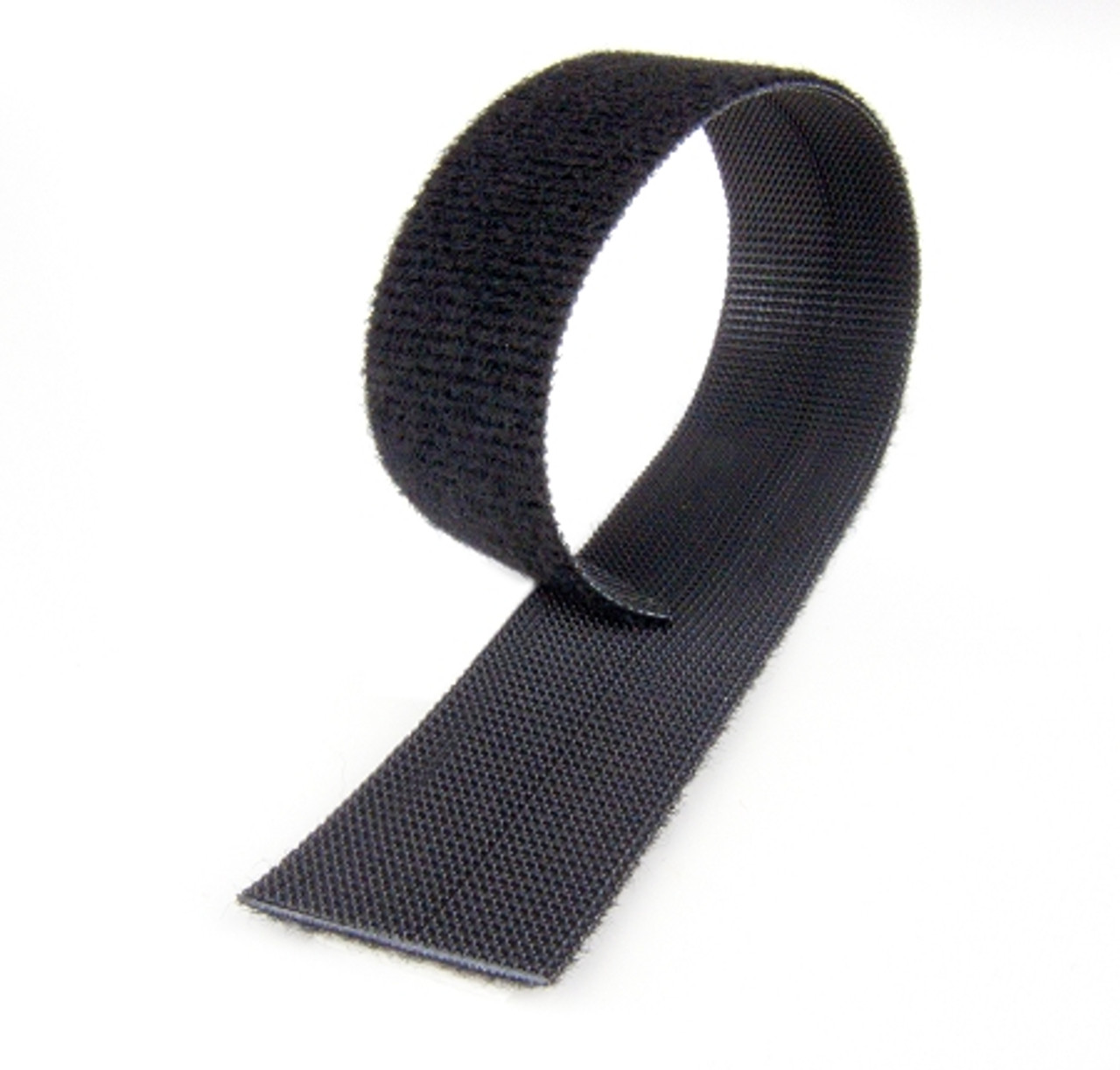 "Velcro-Fabric Fusion 15'X.75"" Black"