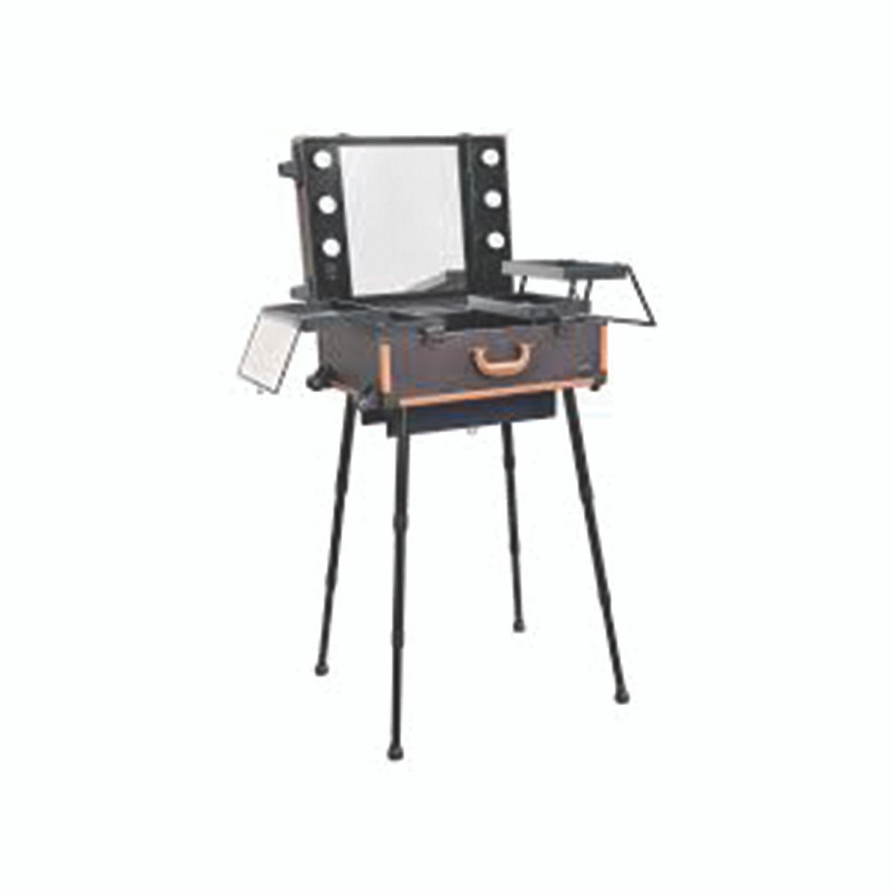 Portable Make-up Table w/ Wheels (Make up Station)