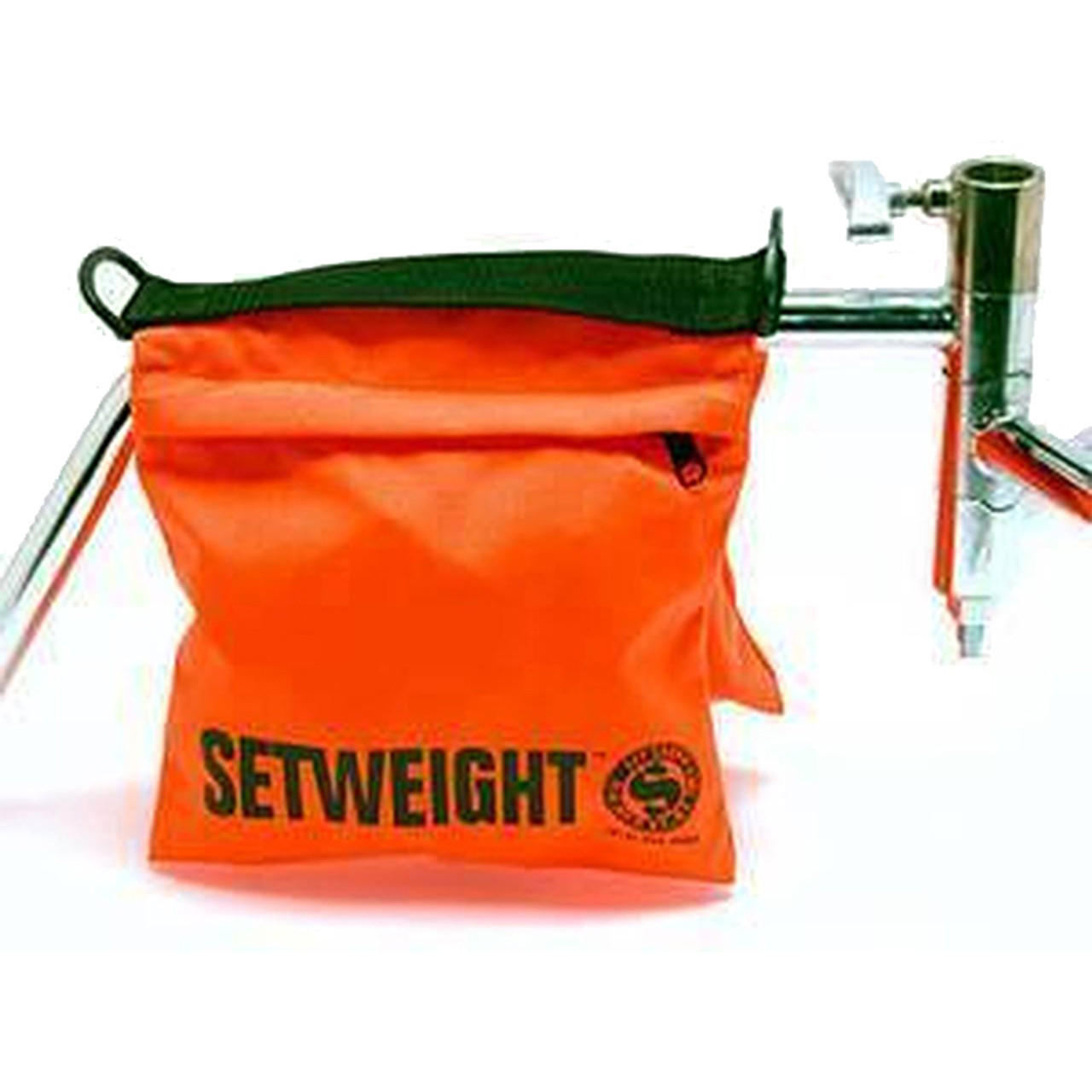 Setweight - 22 lb Sandbag (Orange)