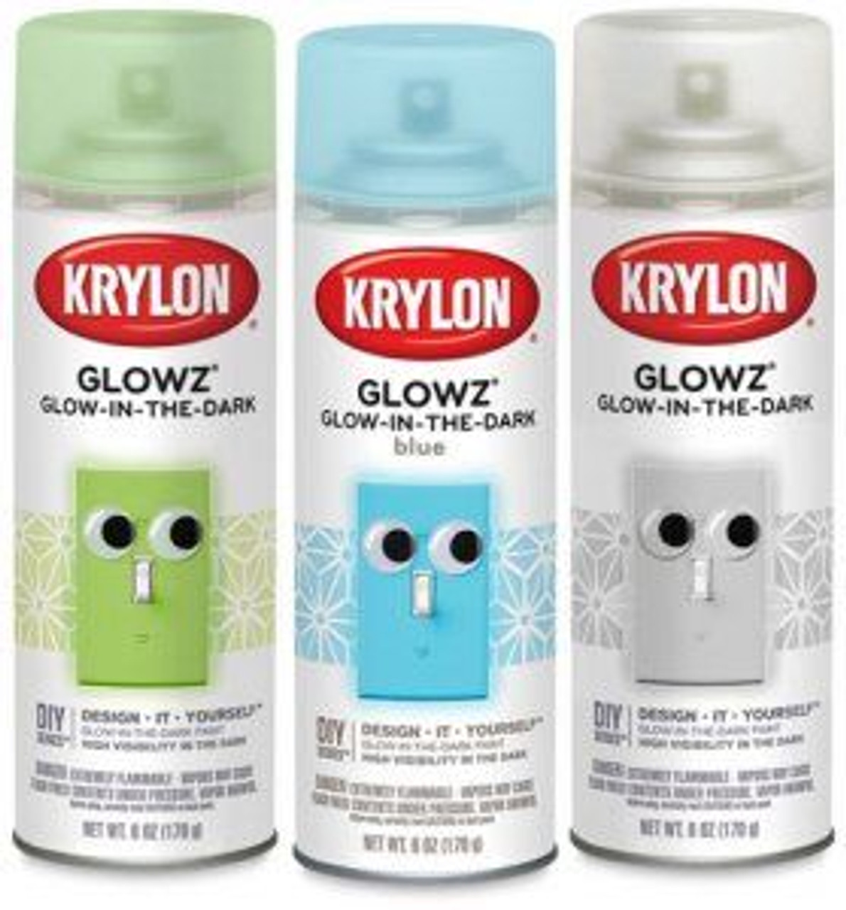 Glow Spray - Krylon
