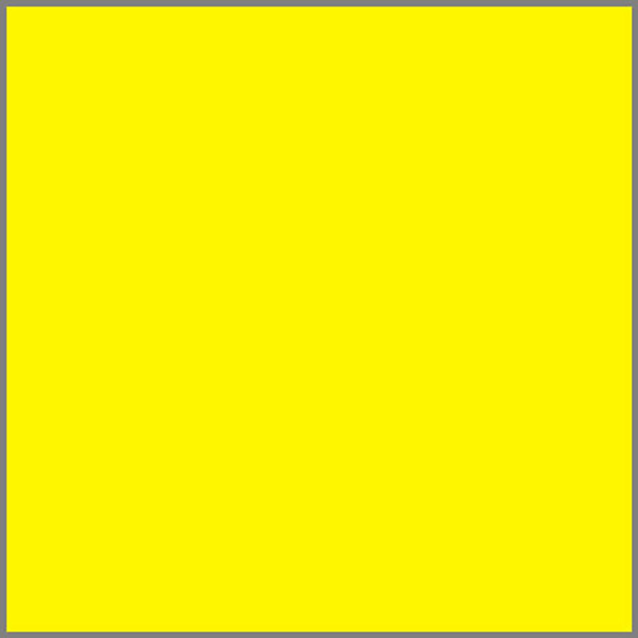Lee Gels Sheet #101 Yellow