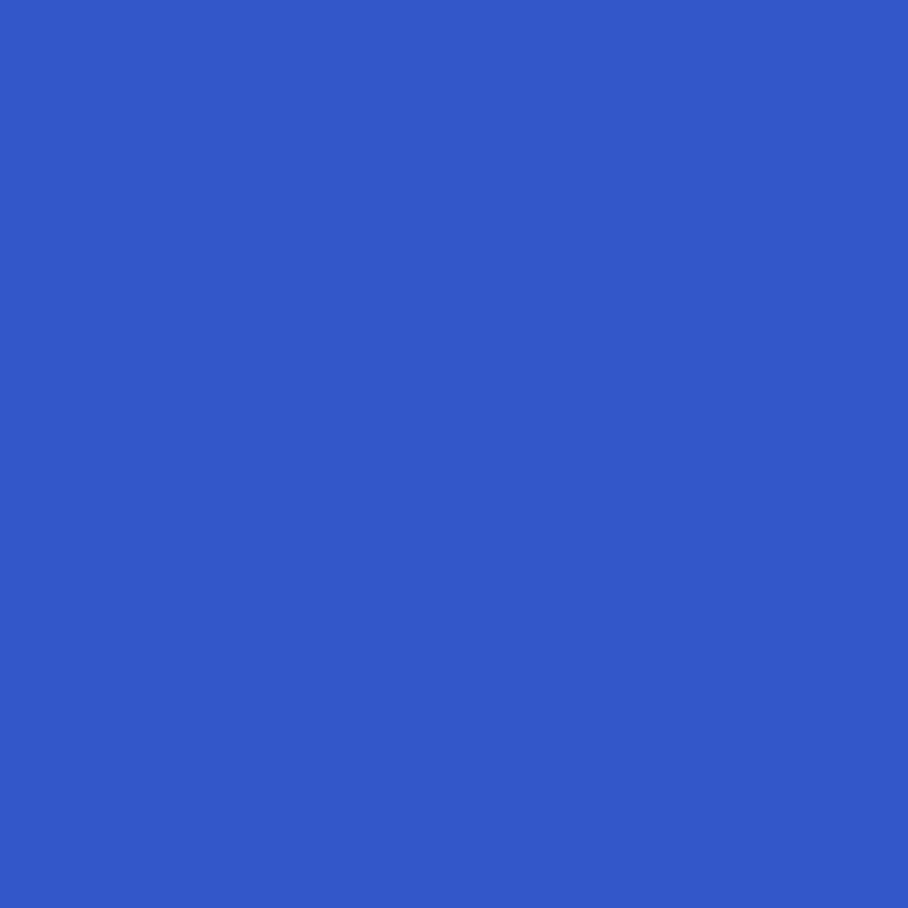 """#0125 Rosco Gels Roscolux Blue Cyc Silk, 20x24"""""""