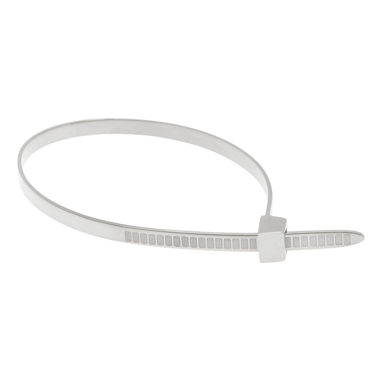 Trade Show - Zip Ties - White