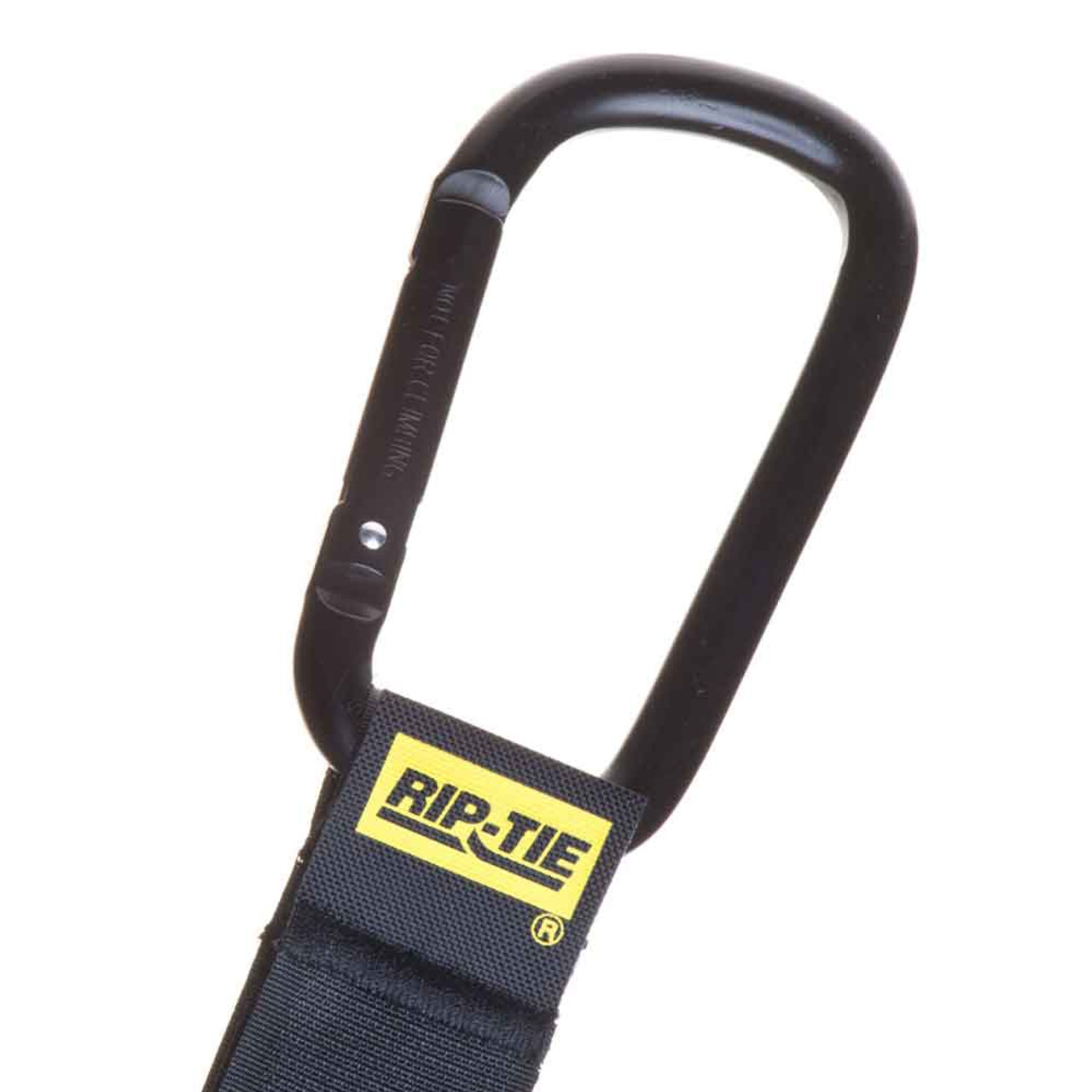 Rip-Tie Cable Carrier Carabiner (10 Pieces)