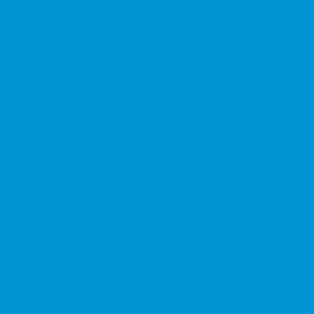"#0067 Rosco Gels Roscolux Light Sky Blue, 20x24"""