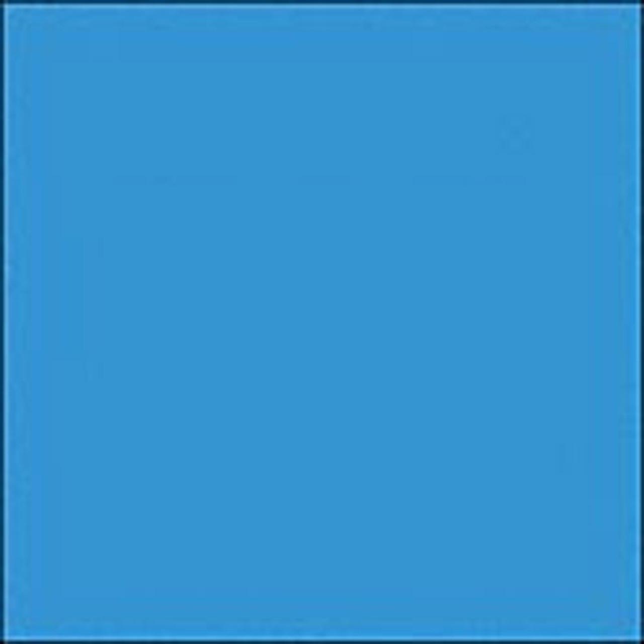 "#0362 Rosco Gels Roscolux Tipton Blue, 20x24"""