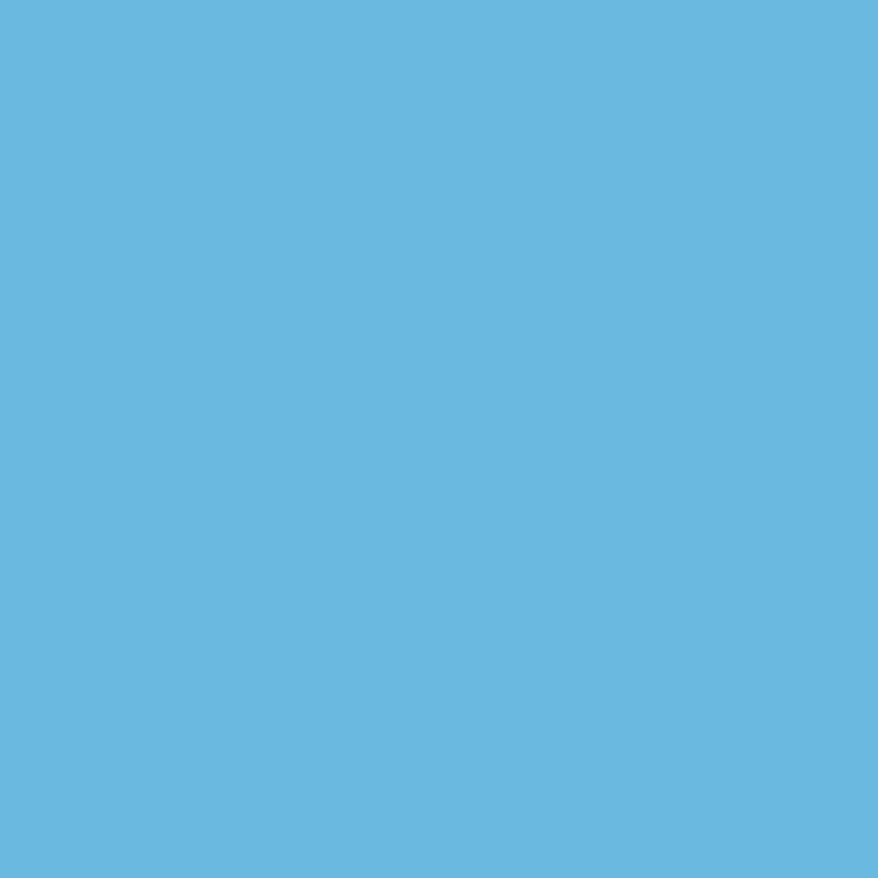 #0063 Rosco Gels Roscolux Pale Blue, 20x24""
