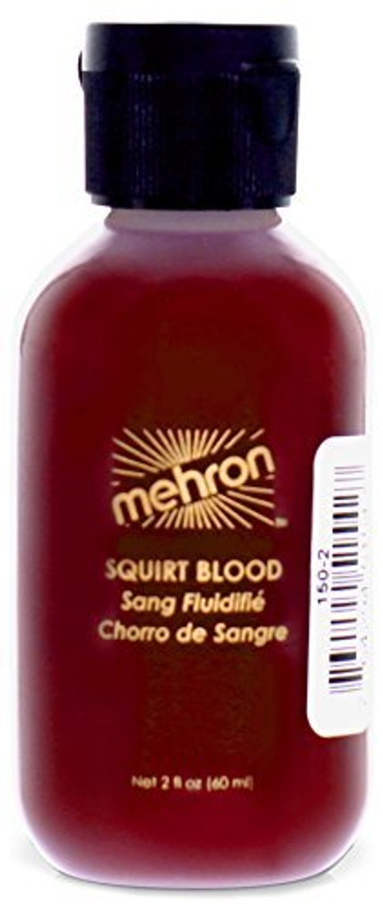 Squirt Blood  Bright Arterial  2oz