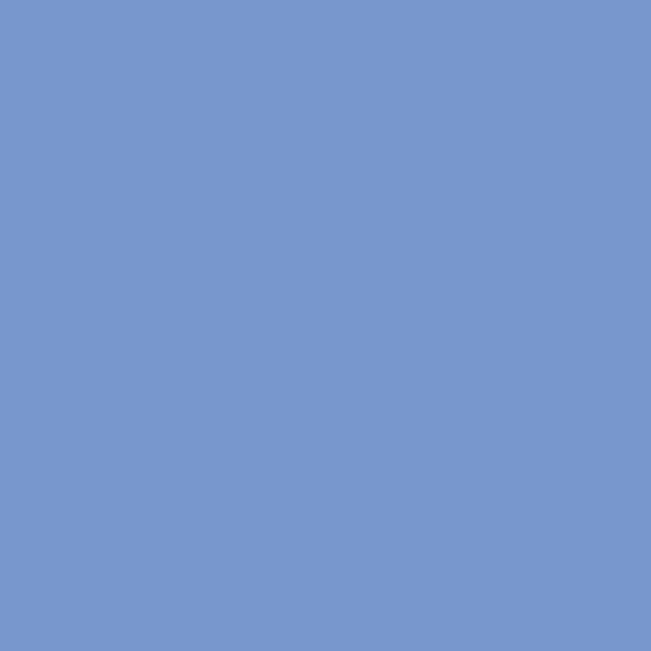 Rosco Cinegel Sheet Sheet #3202: Full Blue (CTB), Gels