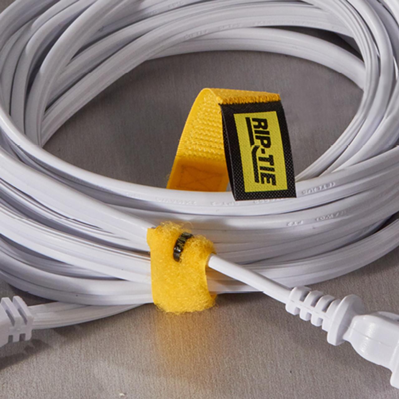 """Rip-Tie Cable Ties 5/8"""" x 6"""" (10 Pieces)"""