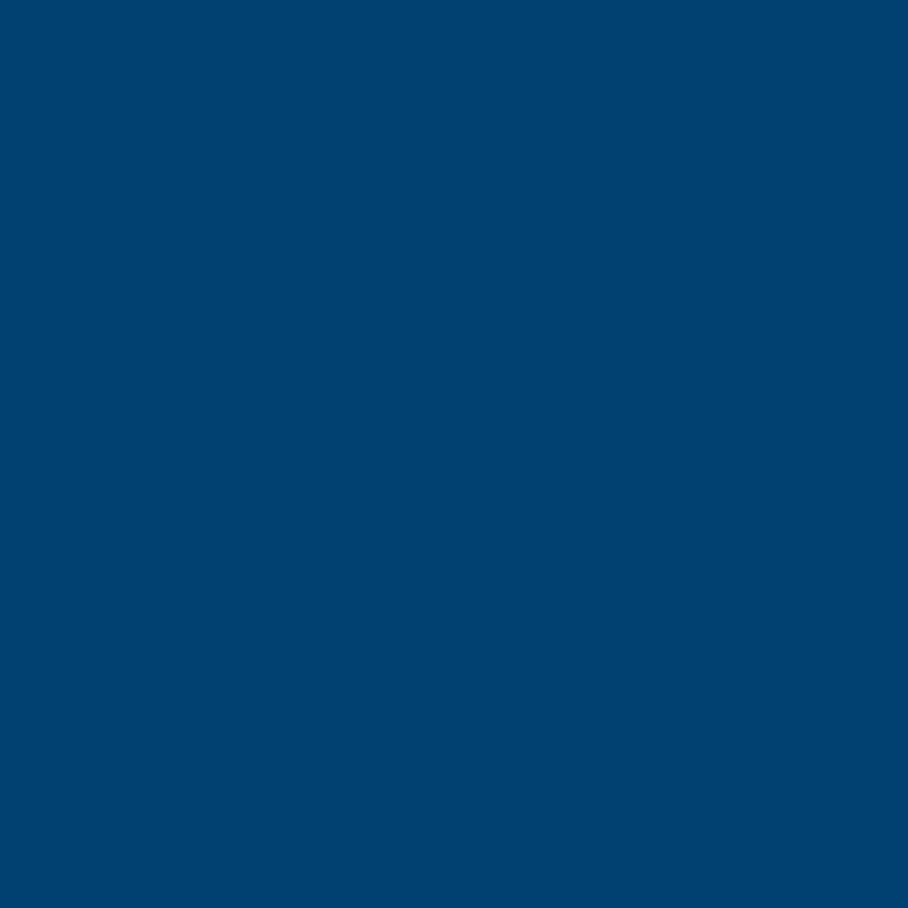 "#0085 Rosco Gels Roscolux Deep Blue, 20x24"""