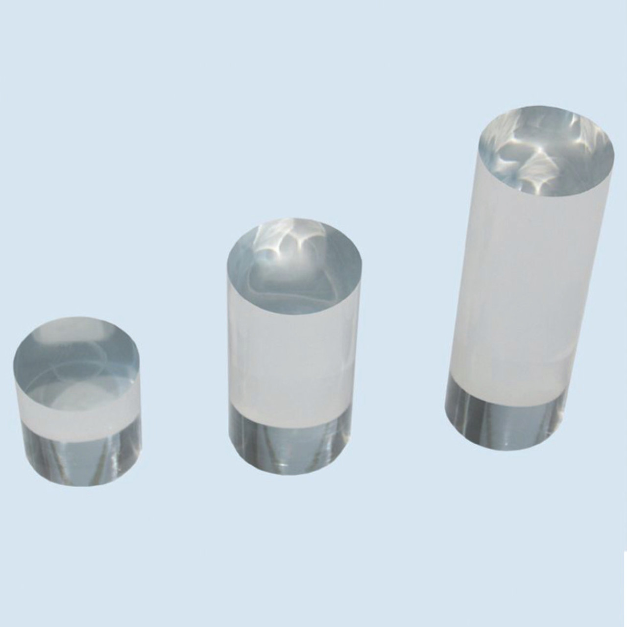 Solid Acrylic Cylinder Set (Plexi)