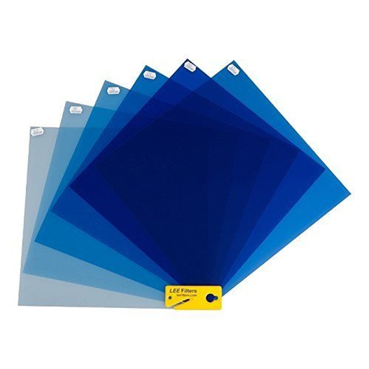 505- Tungsten to Daylight (12 Sheets), Gels