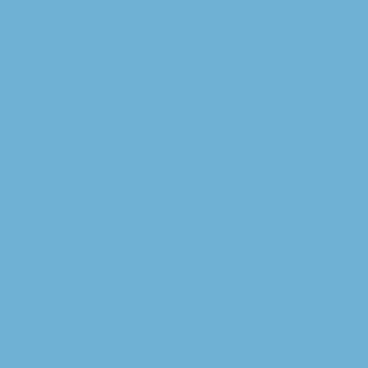 "#0060 Rosco Gels Roscolux No Color Blue, 20x24"""
