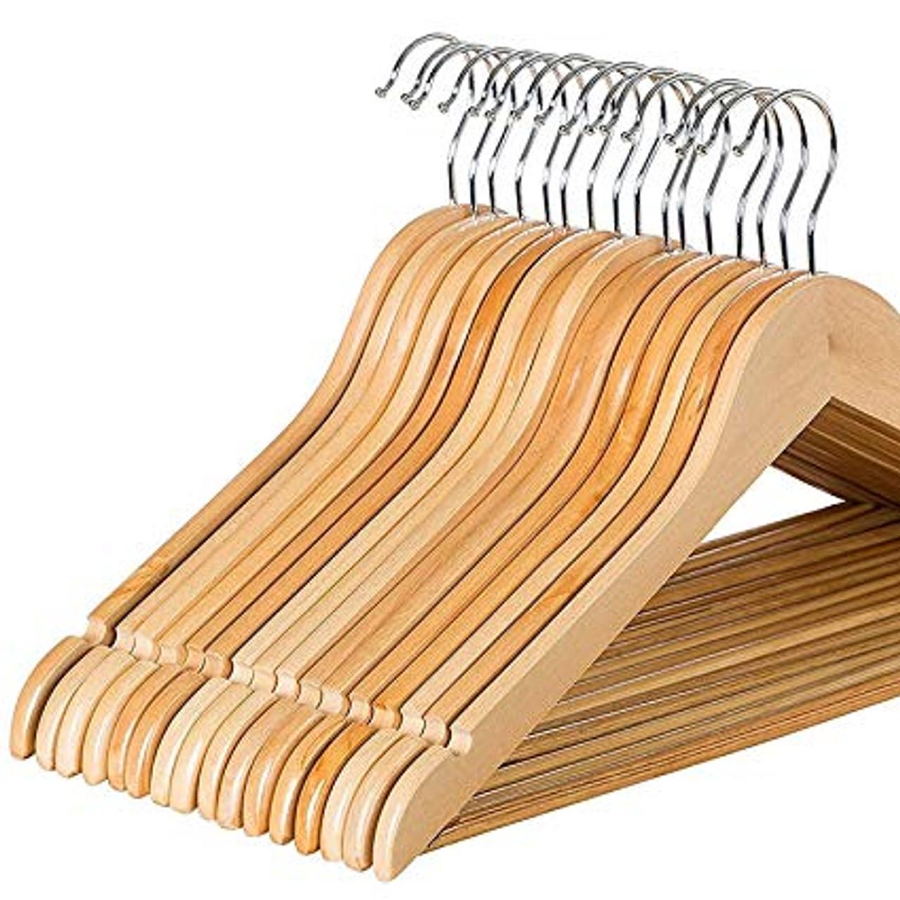 Rental - Wooden Clothing Hangers
