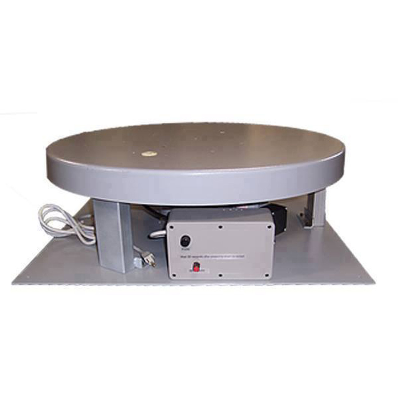 "24"" Motorized TurnTable (Rental)"