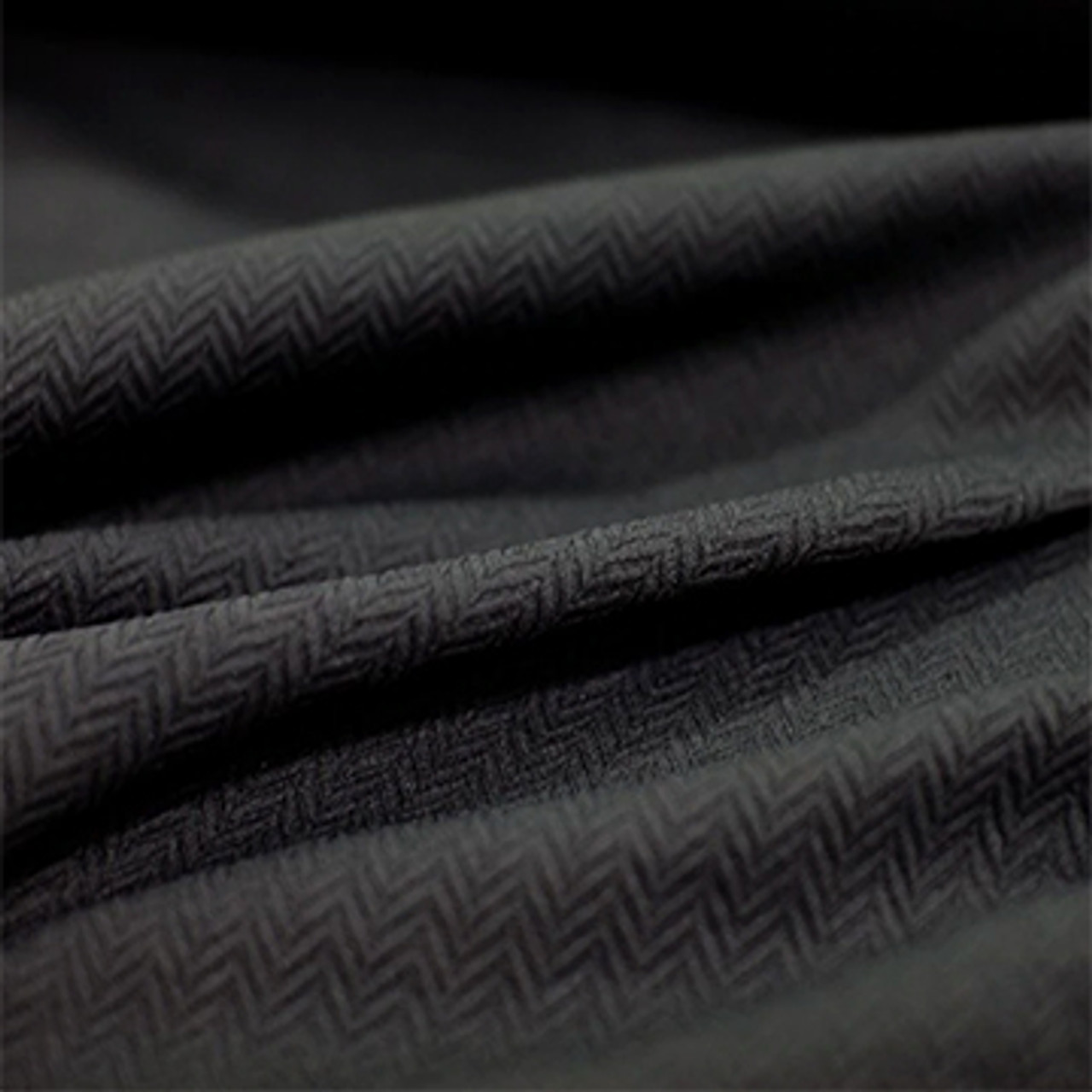 "Black Kevlar 40"" x yard, Heatshield-Flame Retardant"
