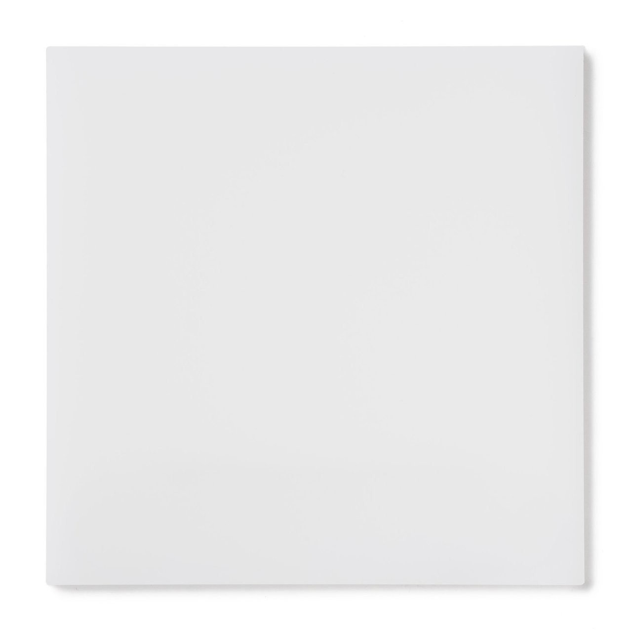 "4' x 8' x  1/4"" Translucent White Acrylic Sheet, P95 ( 1 side matte )"