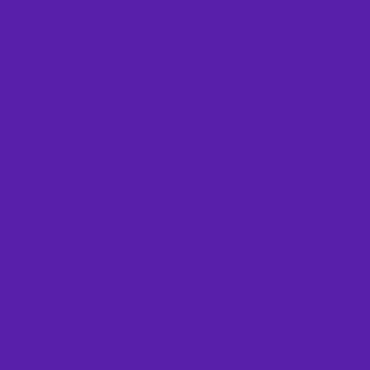#0058 Rosco Gels Roscolux Deep Lavender, 20x24""
