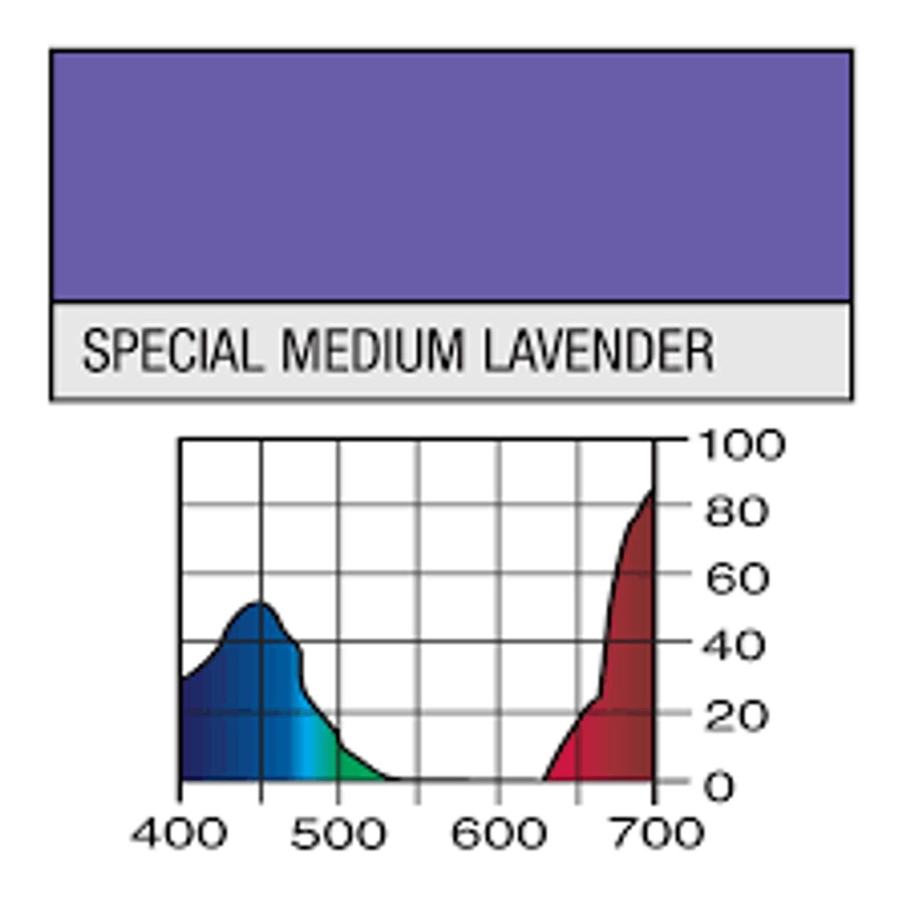Lee Gels Sheet #344 Violet