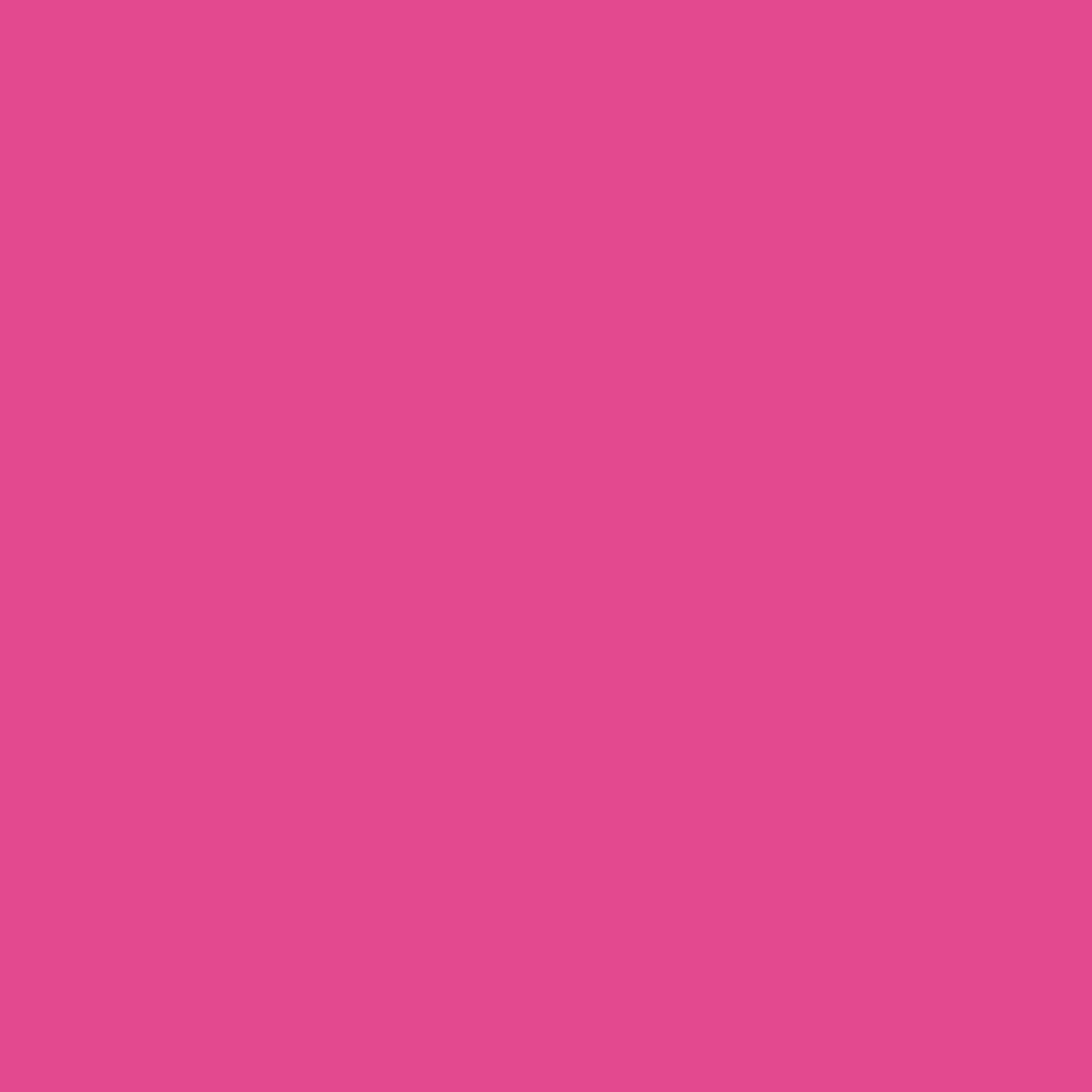 #0343 Rosco Gels Roscolux Neon Pink, 20x24""