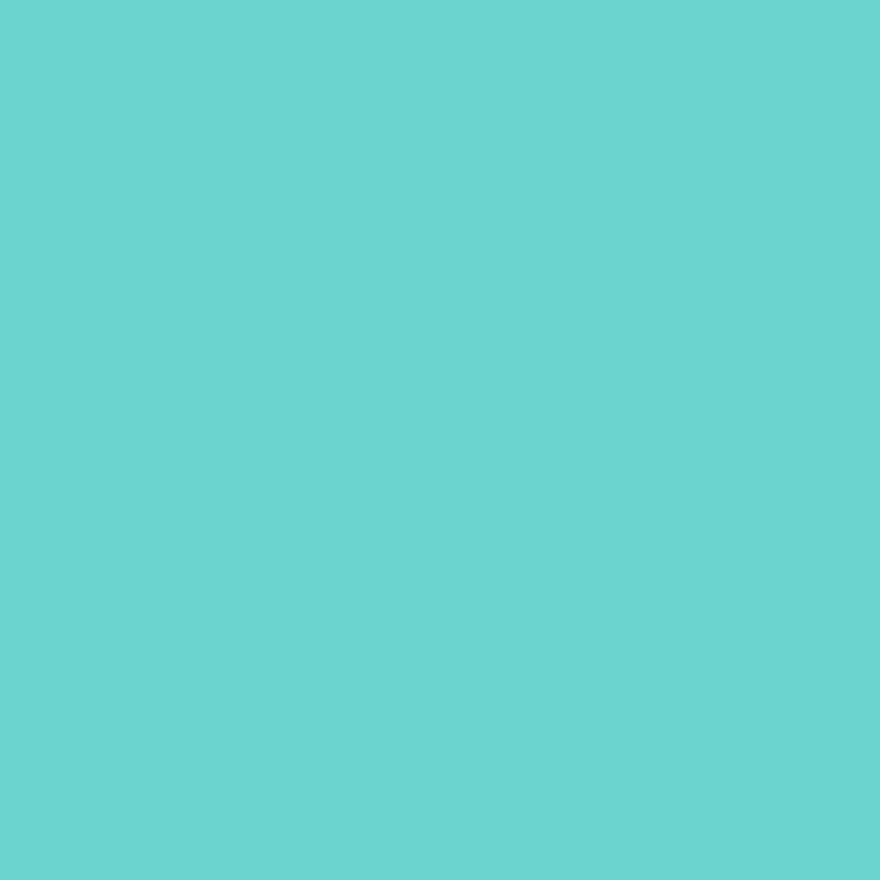 #4360 Rosco Gels Roscolux CalColor 60 Cyan, 20x24""