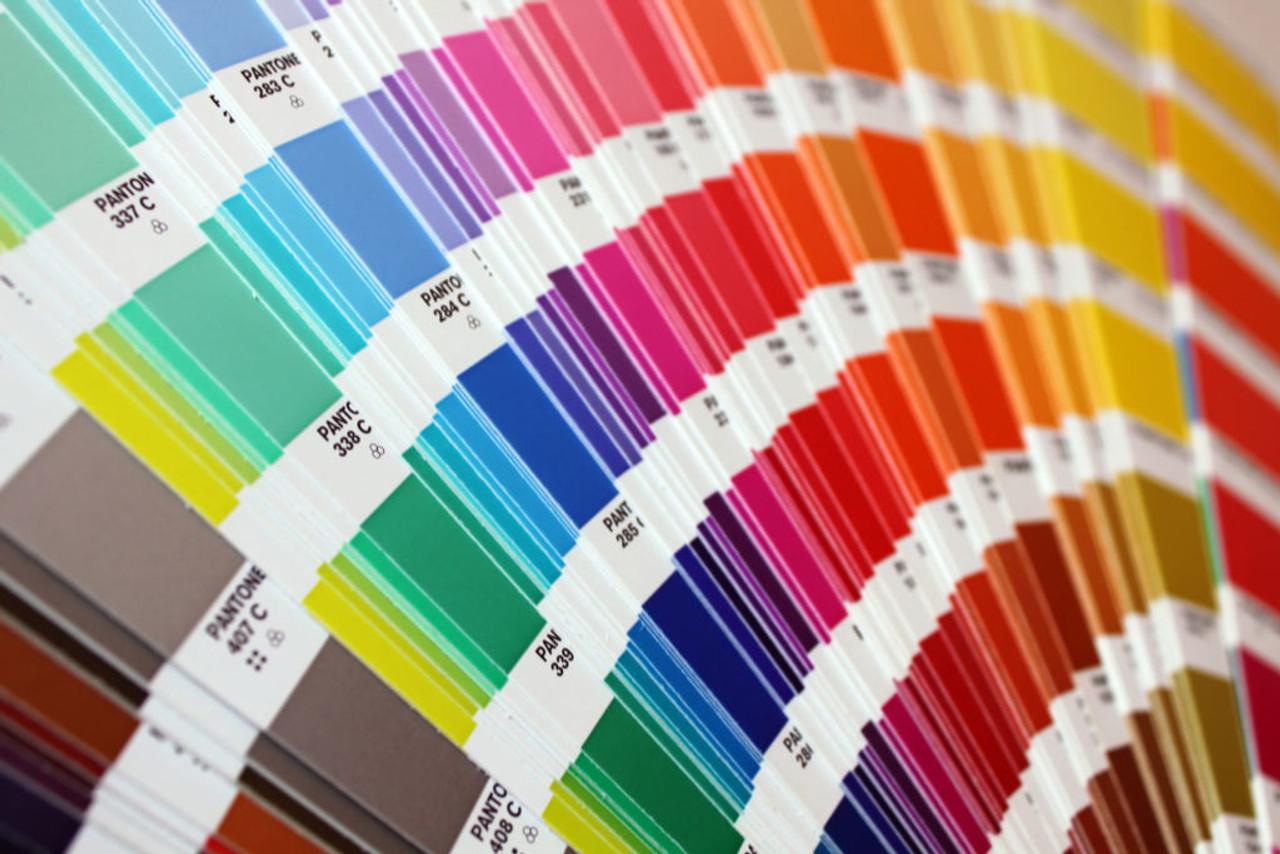 "Flame Retardant Foamcore PMS Colors 4' x 8' x 3/16"""