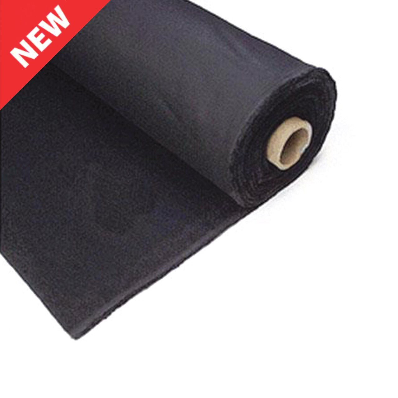 """Total Eclipse Absolute Zero Blackout Fabric 118"""" x 65 Yard Bolt"""