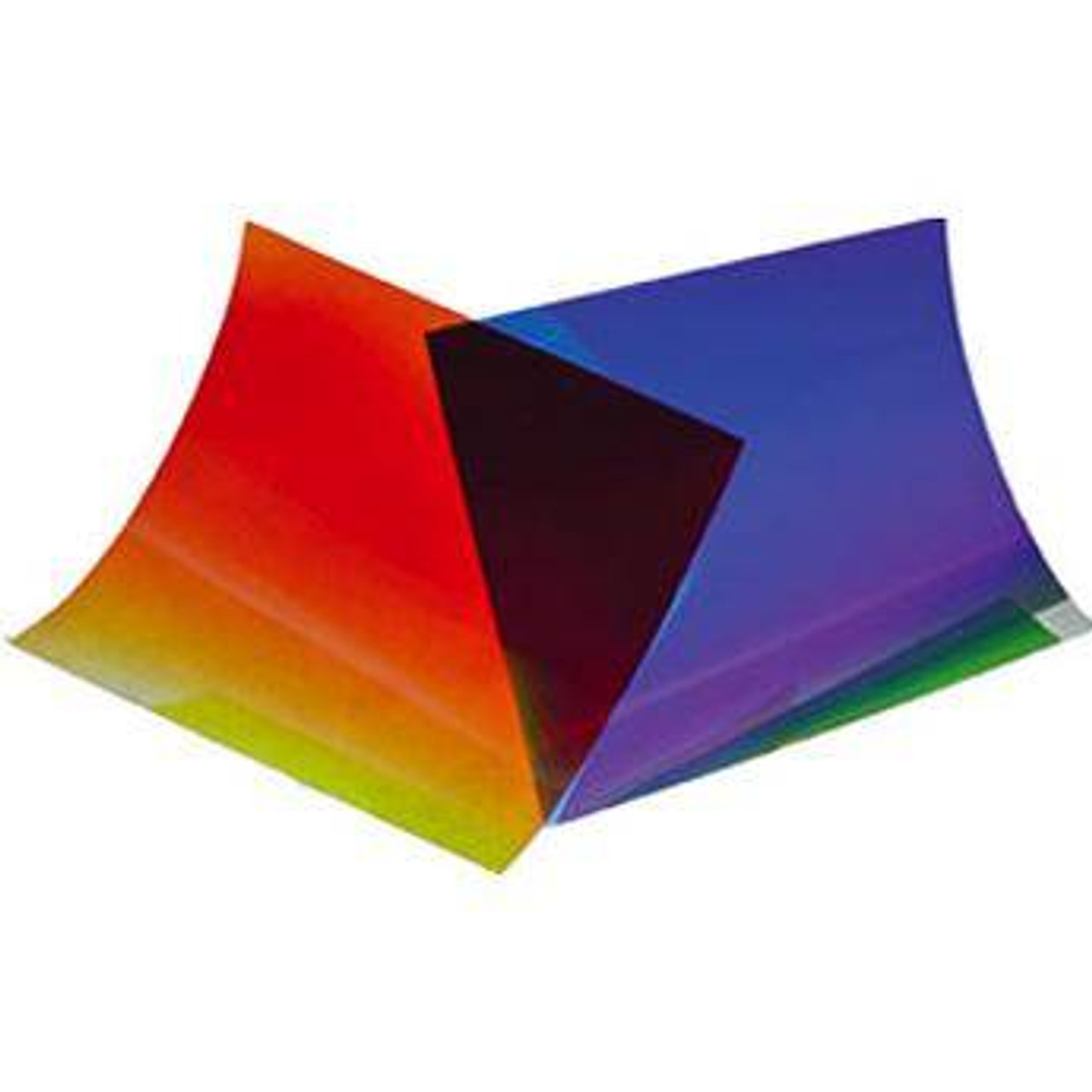 Rosco Dichro Film Colored Plastic Sheet