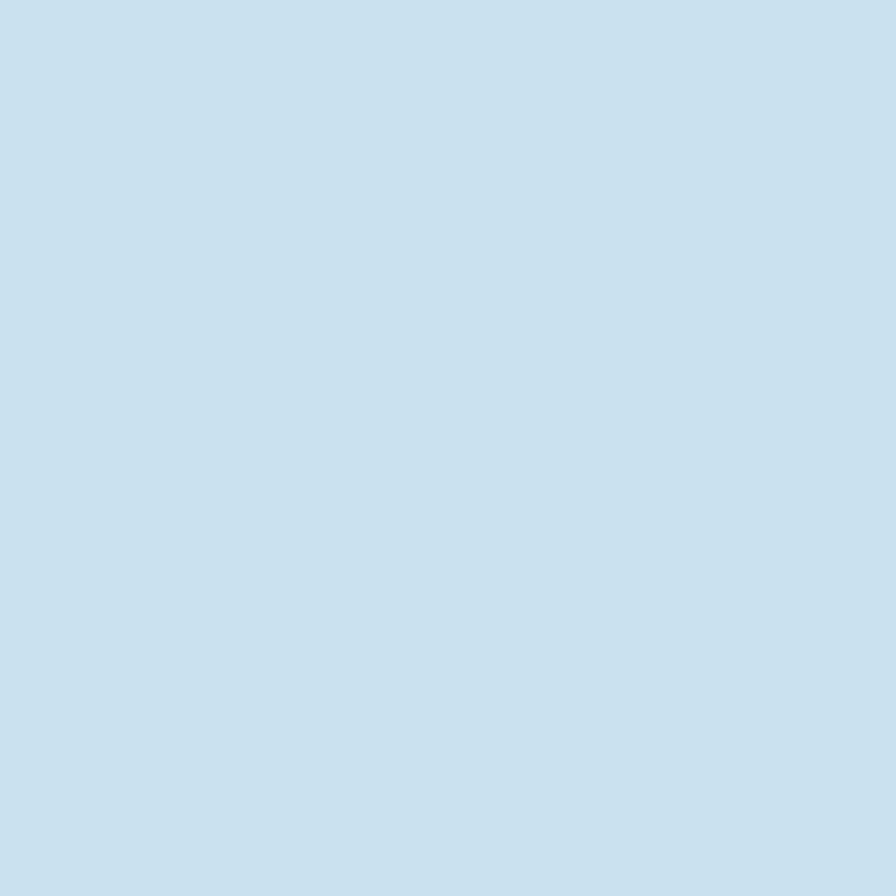 Rosco Cinegel Sheet #3216: Eighth Blue (1/8 CTB), Gels