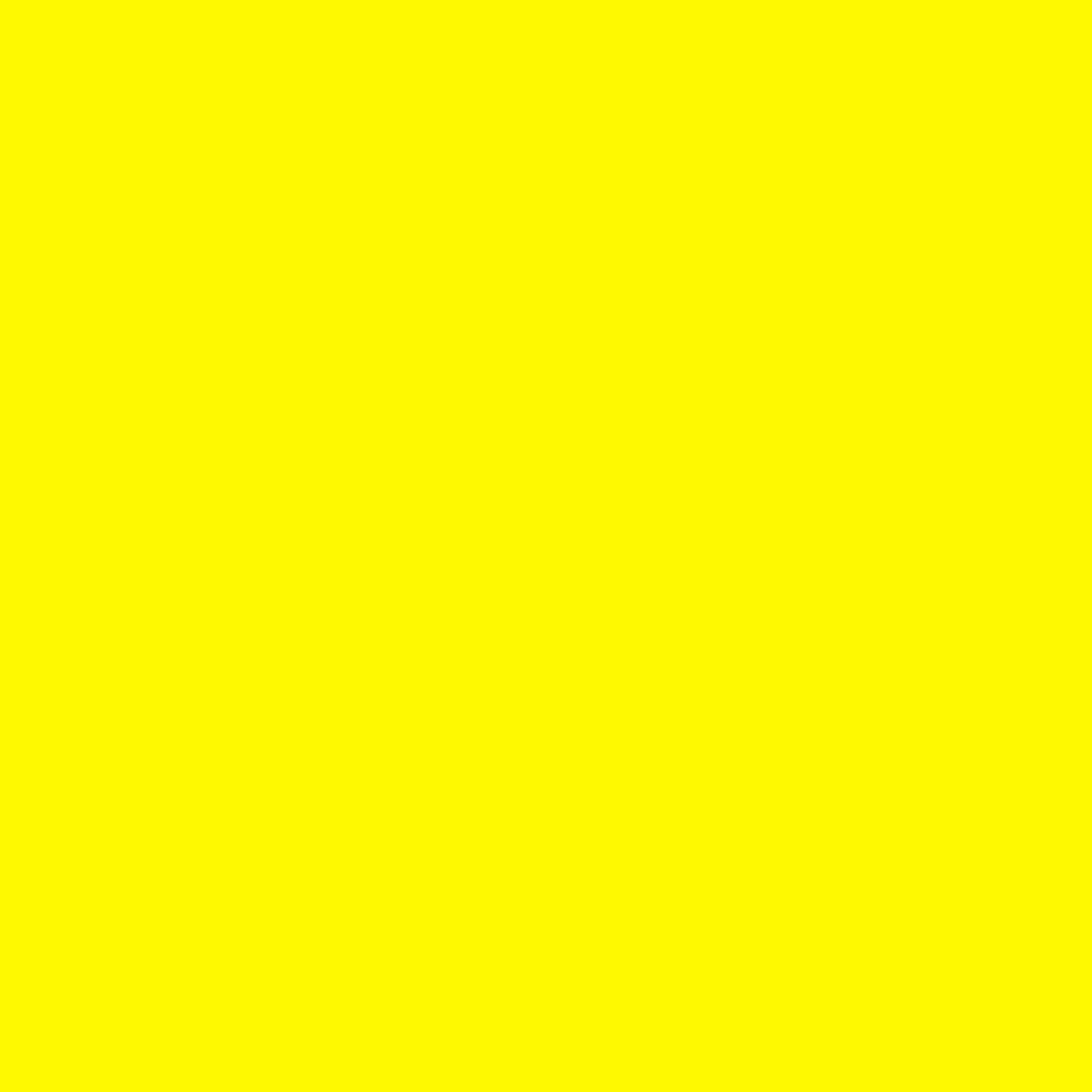 #4590 Rosco Gels Roscolux CalColor 90 Yellow, 20x24""