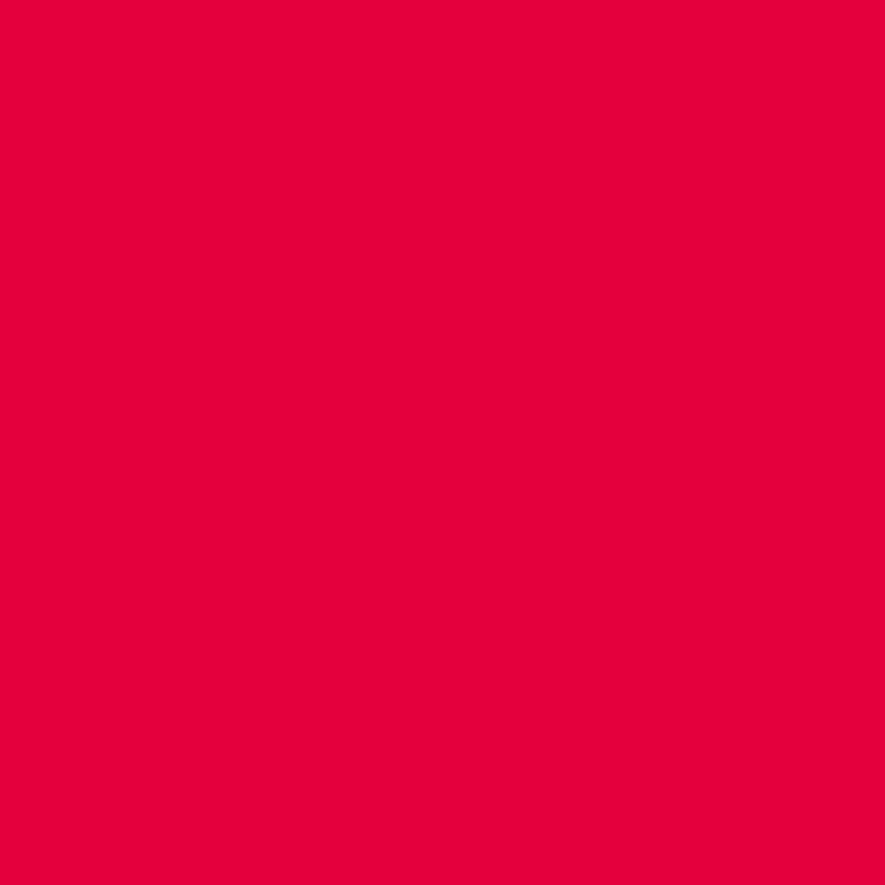 Lee Gels Sheet #029 PLASA Red