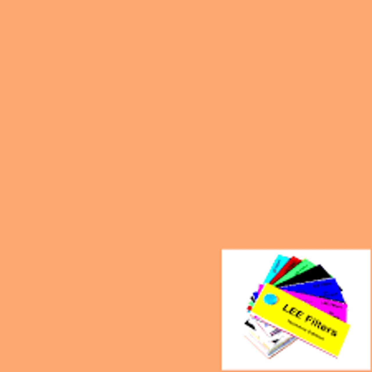Lee Gels #624 Full Digital LED C.T.O. (CTO filter) 1