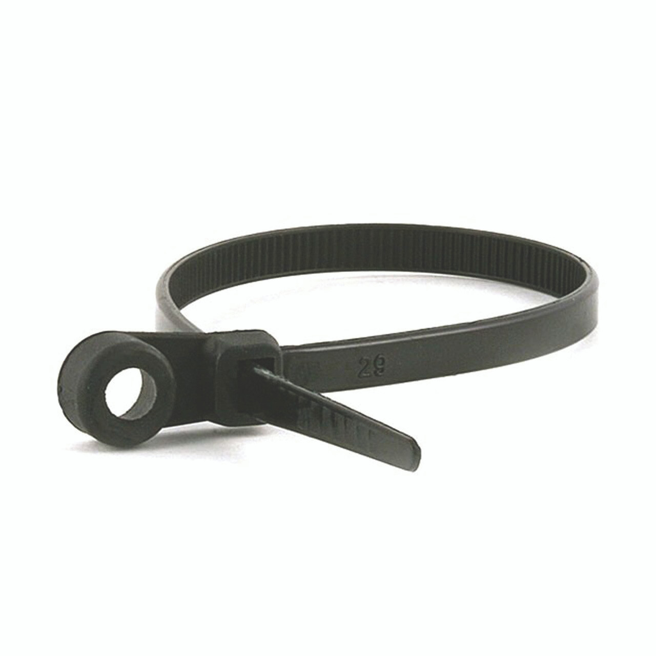 Trade Show - Zip Ties - Black
