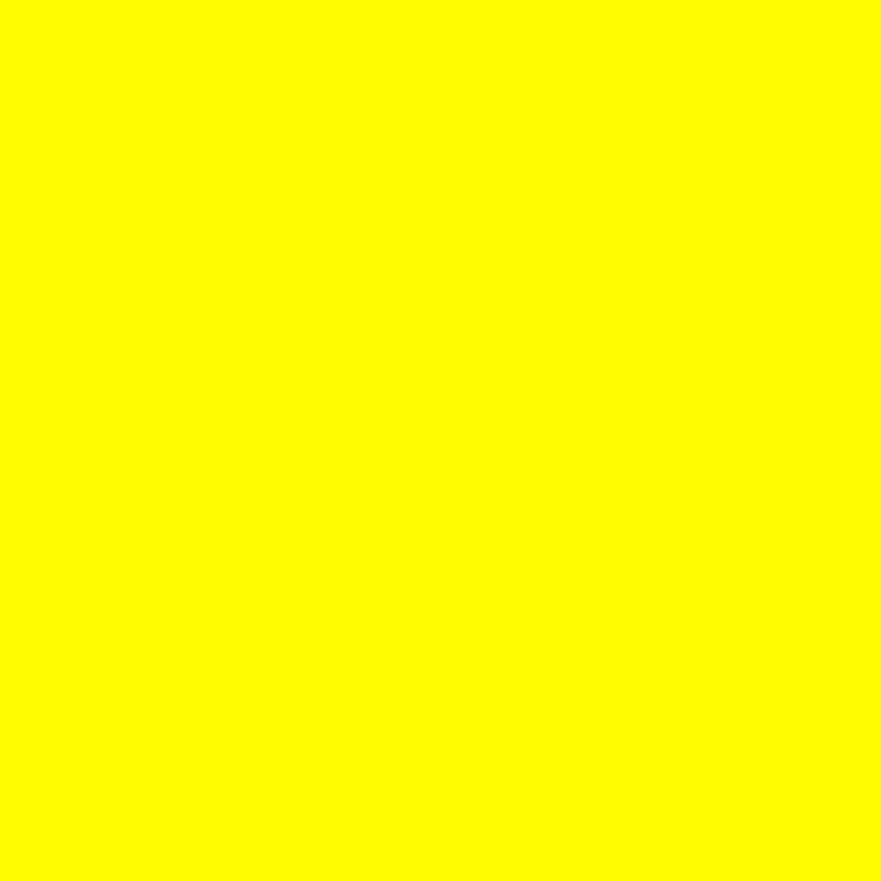 #0010 Rosco Gels Roscolux Medium Yellow, 20x24""