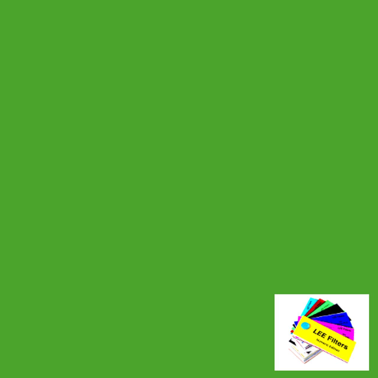Lee Gels Sheet #738 JAS Green