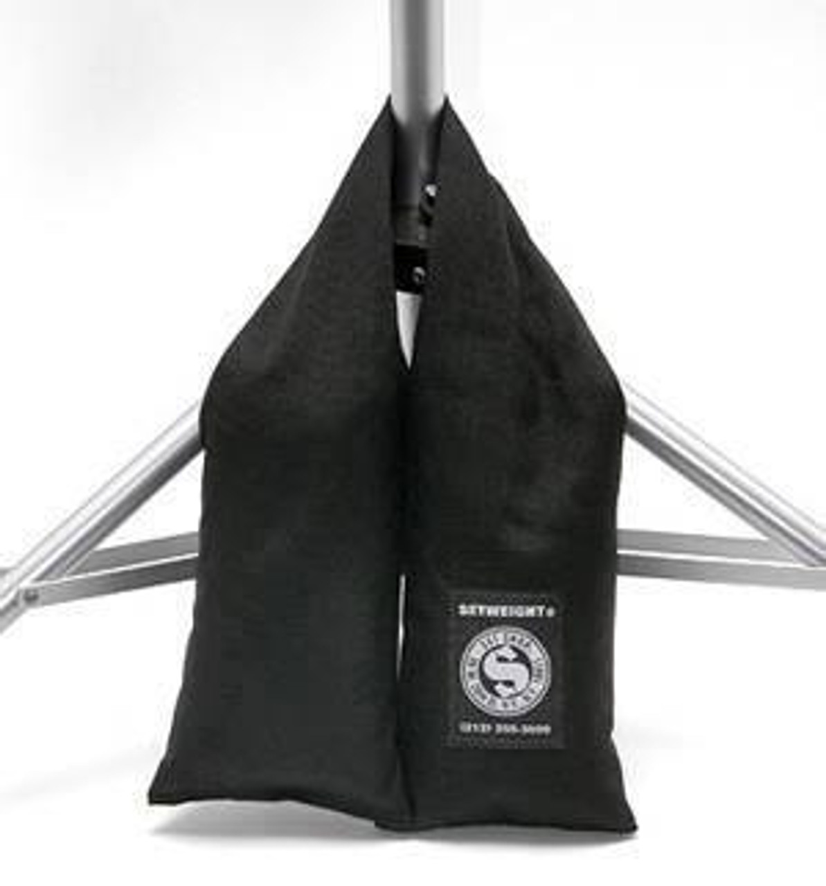 Setweight - Slingshot XL - 16lbs. Sandbag (Black)