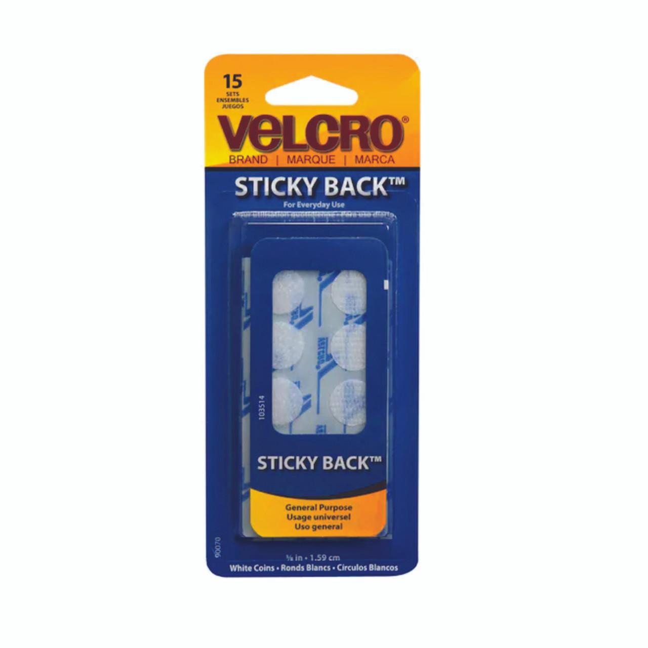 "Velcro-18"" X 3/4"" Tape-White"
