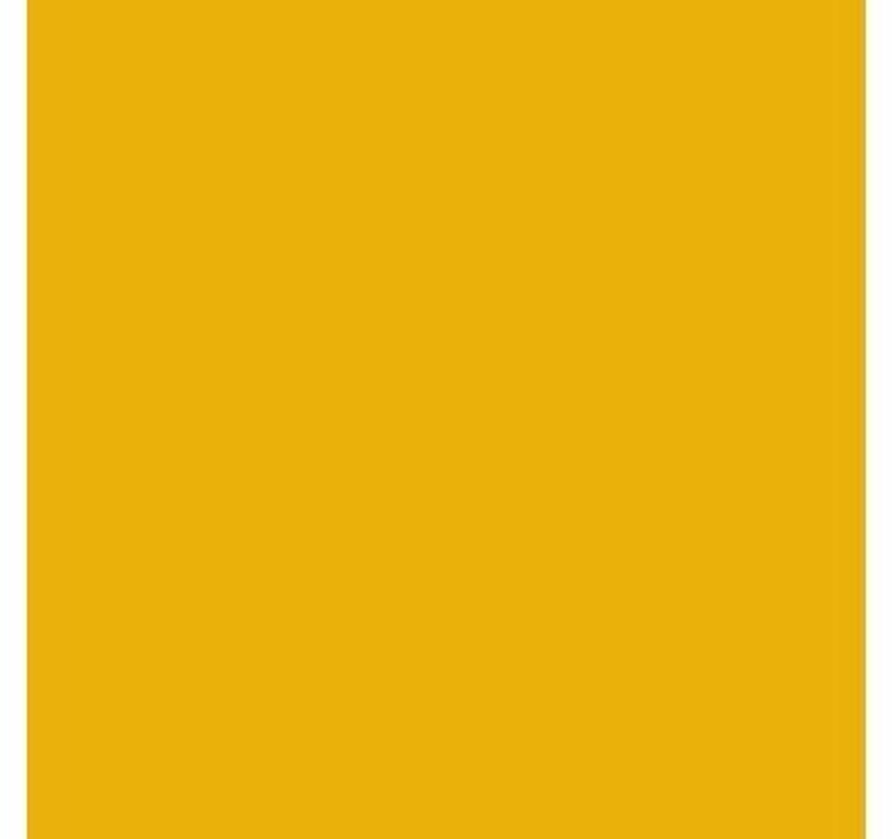 "#2003 Rosco Gels Roscolux Storaro Yellow, 20x24"""