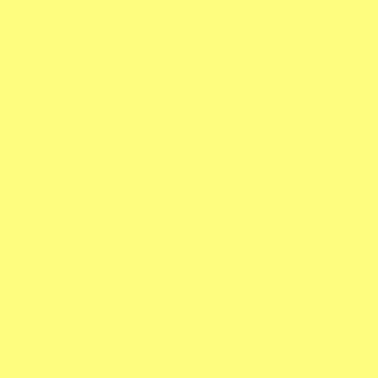 Rosco Calcolor Sheet #4560: 60 Yellow, Gels