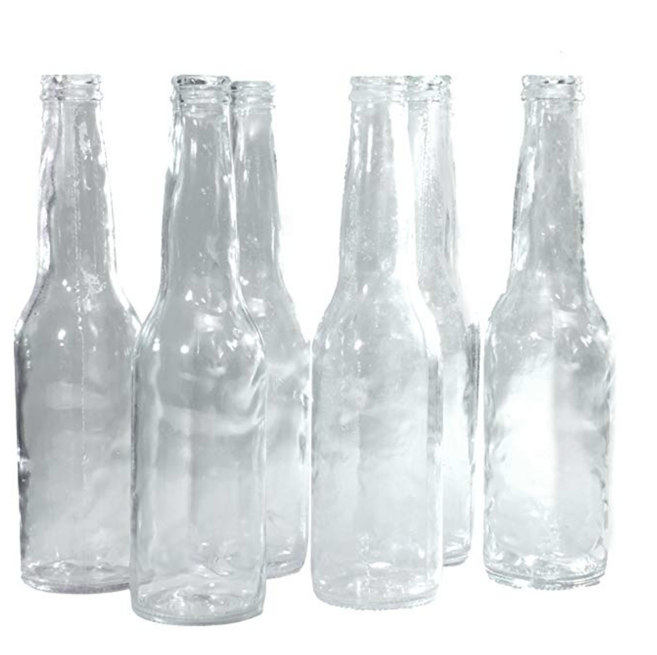 Beer Bottle - Clear