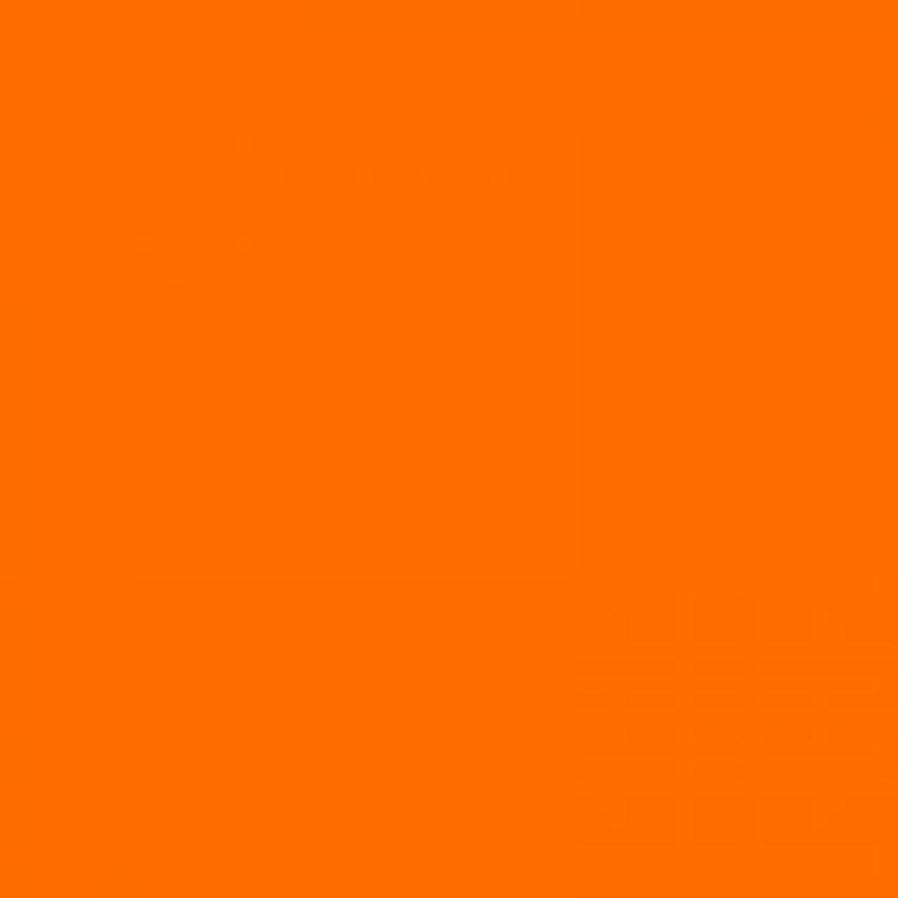 "#2002 Rosco Gels Roscolux Storaro Orange, 20x24"""