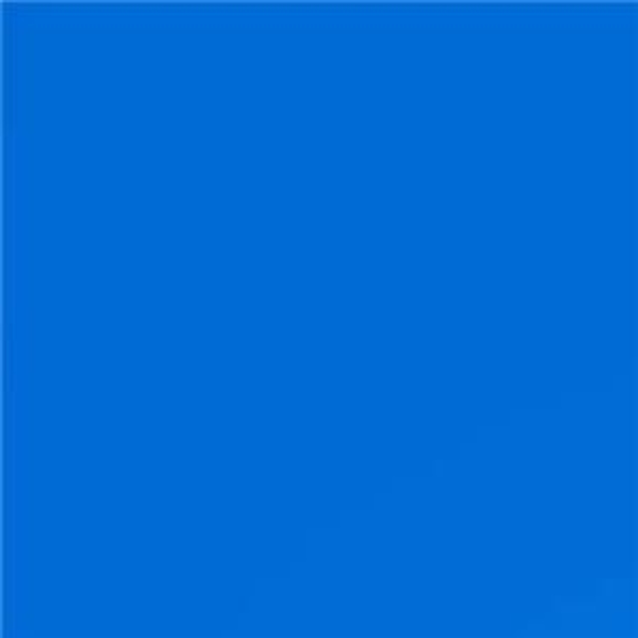 Lee Gels Sheet #195 Zenith Blue